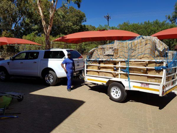 furniture removals bloemfontein