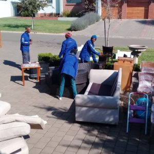 Furniture moving companies in Bloemfontein