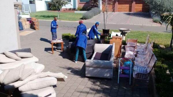 Furniture moving companies in Bloemfontein
