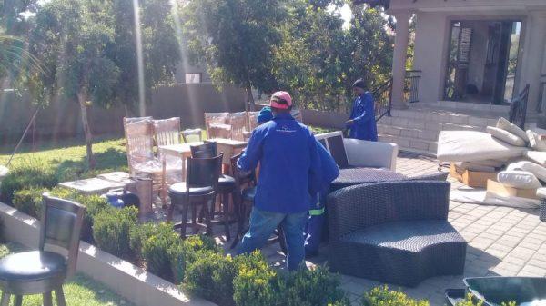 Furniture Removal Bloemfontein