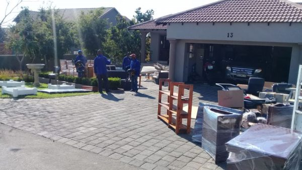 Furniture Transport Company in Bloemfontein
