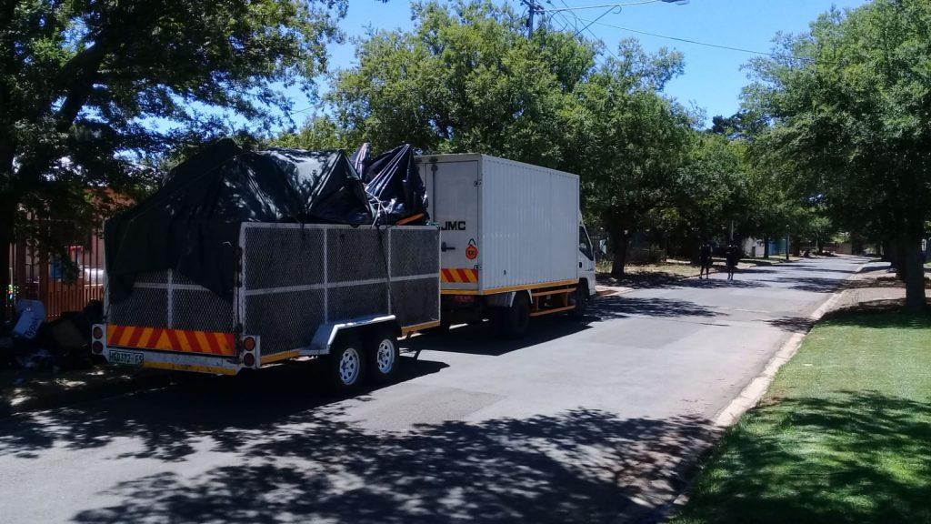 logistics company bloemfontein