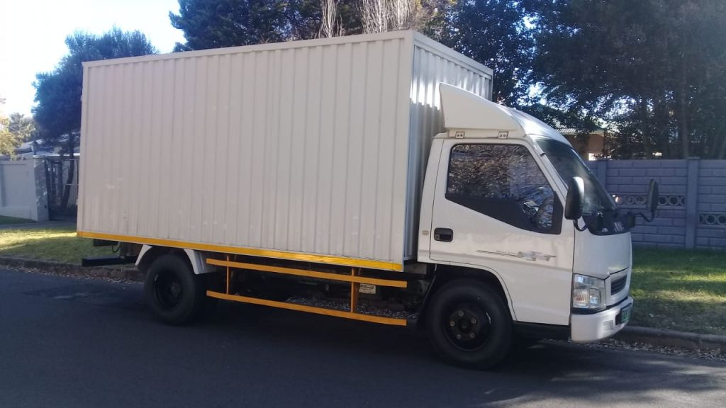 general transport and logistics bloemfontein